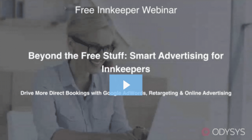 , Ads for Inkeepers, Odysys