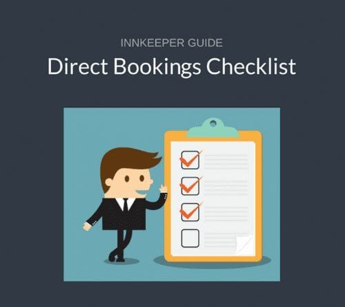, Hotel Marketing – Direct Bookings Checklist, Odysys