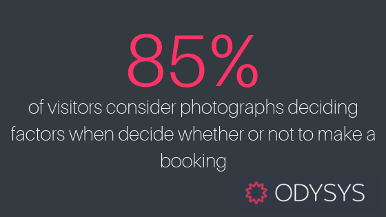 , Why Images & Video Are Key to Driving Direct Bookings, Odysys