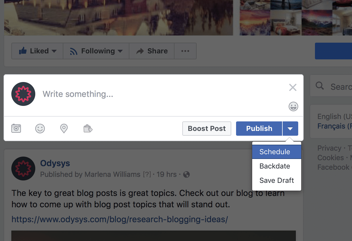 , Marketing Your Blog Posts Part 1: Social Media Promotion, Odysys