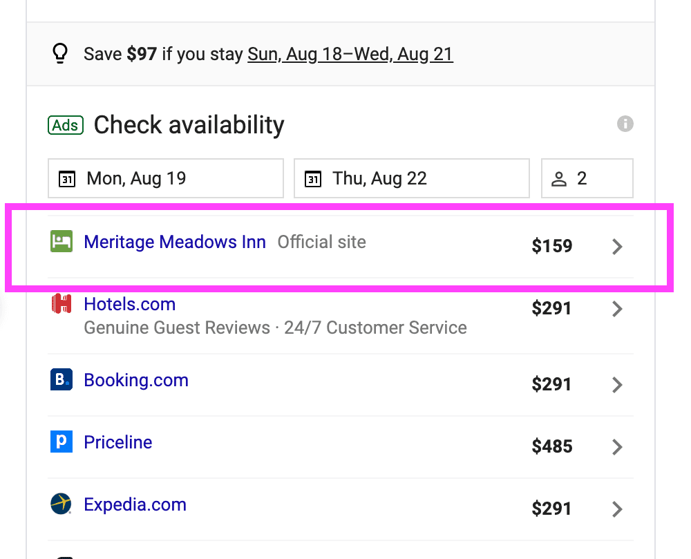 , New Exclusive Services: Google Hotel Ads & Book Direct Everywhere, Odysys