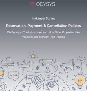 , Reservation and Cancellation Policy Survey, Odysys