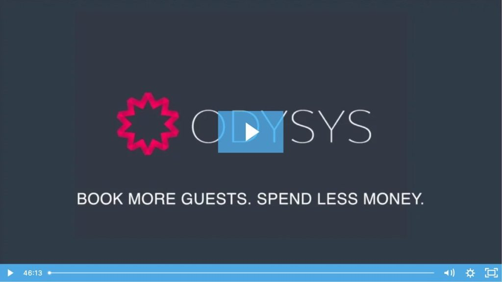 , Social Media Strategy for Hotel Marketers, Odysys