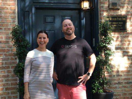 , Laura Yepez of Chicago's Wicker Park Inn, Odysys
