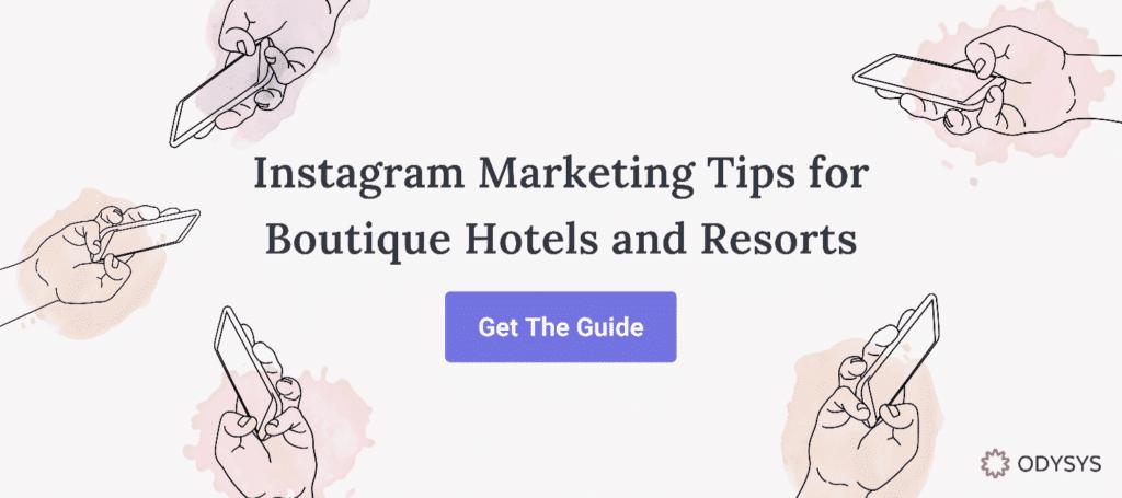Get The Guide CTA - Instagram Marketing