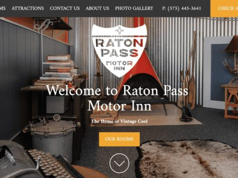 , How to Tell Your Property's Story: Raton Pass Motor Inn, Odysys