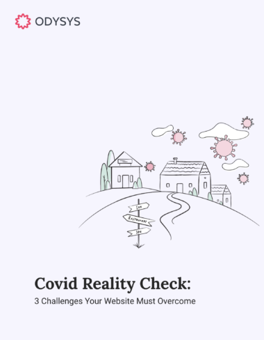 , Covid Reality Check: 3 Challenges Your Hotel Website Must Overcome, Odysys