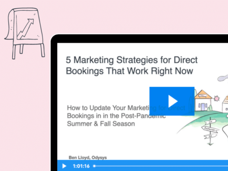 , 5 Hotel Marketing Strategies for Bookings Right Now, Odysys