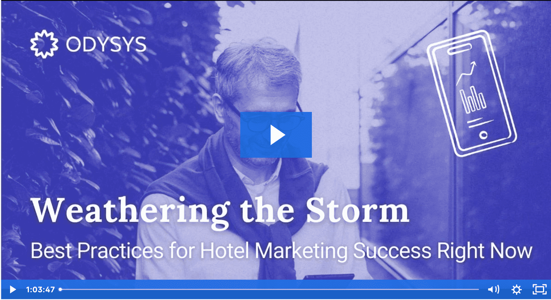 , Weathering the Storm: Best Practices for Hotel Marketing Success Right Now, Odysys